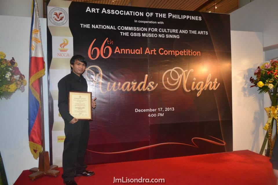 AAP 66th Annual Art Competition Awarding