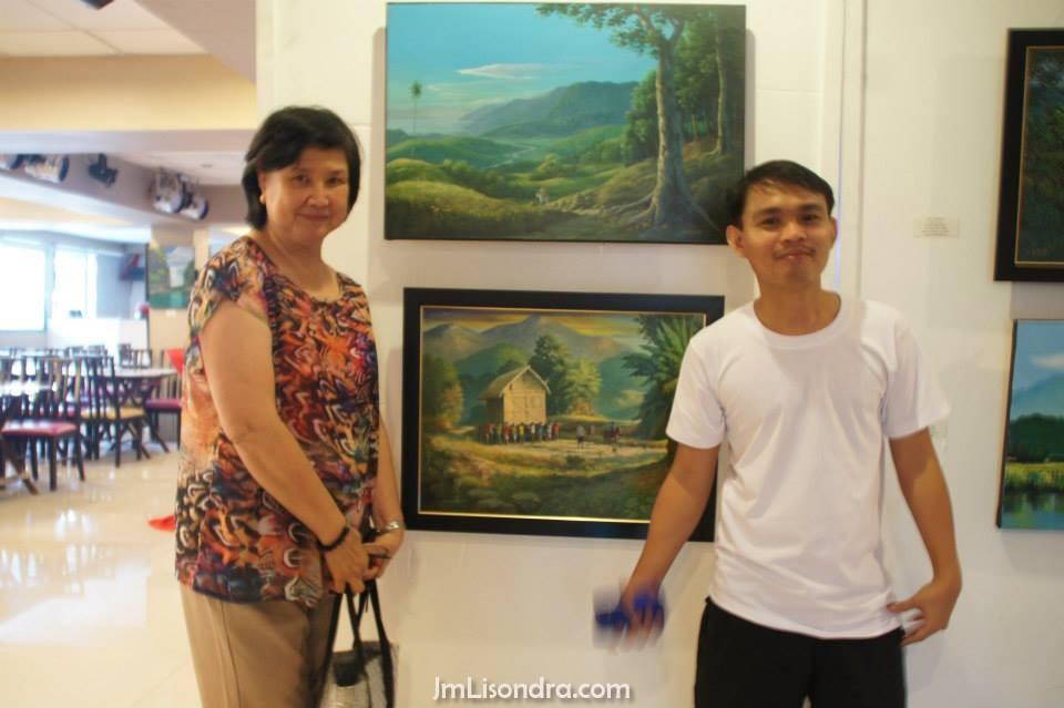Mabuhay Restop Opening Exhibit