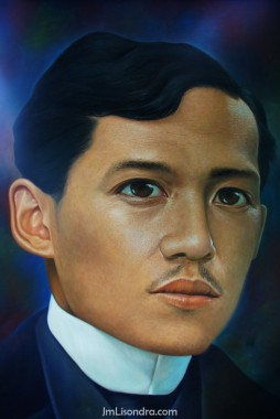 My Own Rendition Of Jose Rizal