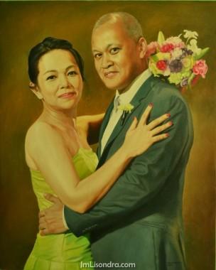 Mrs. Lina And Mr. Jeff Barroga