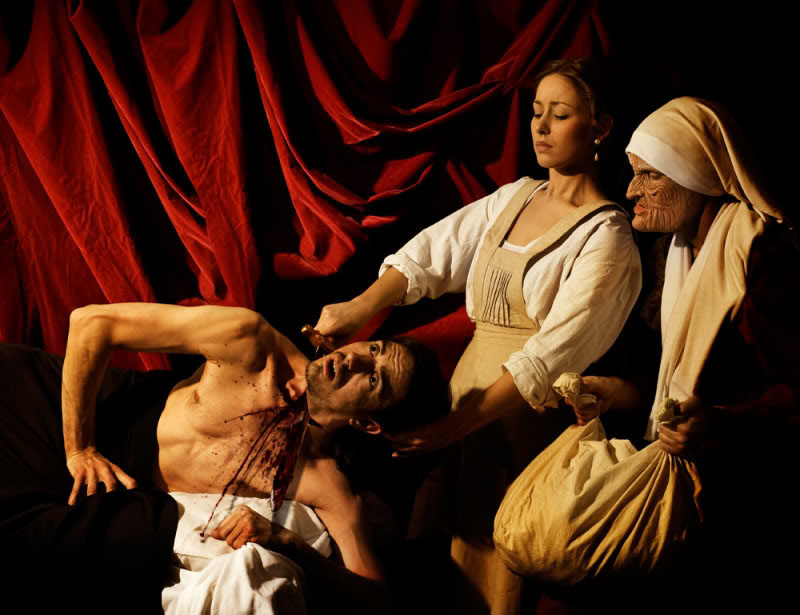 Caravaggio And His Boisterous Life