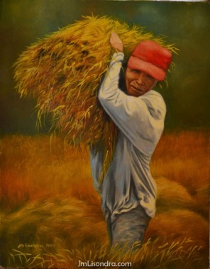 Old Man And The Harvest