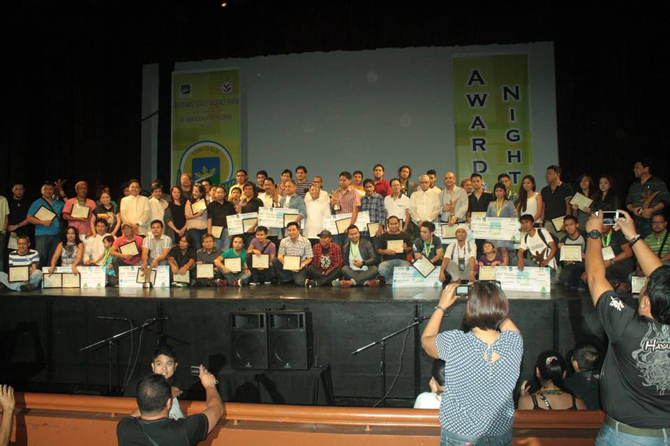 11th GSIS Art Competition 2015 Winners