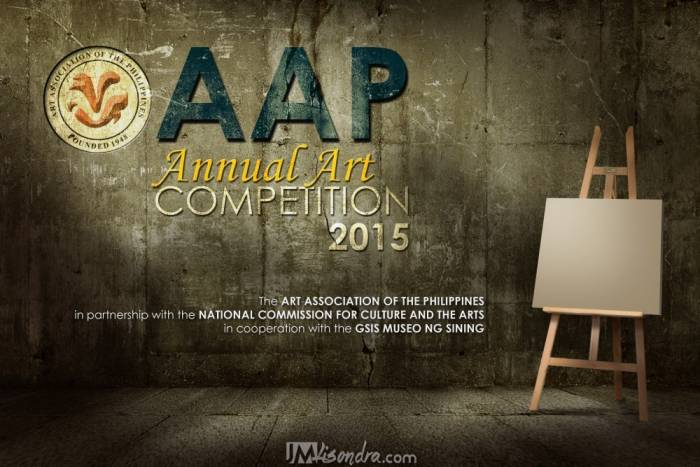 AAP 68th Annual Art Competition 2015
