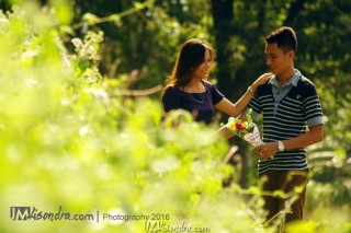 Andrie And Finechell Prenup 2016