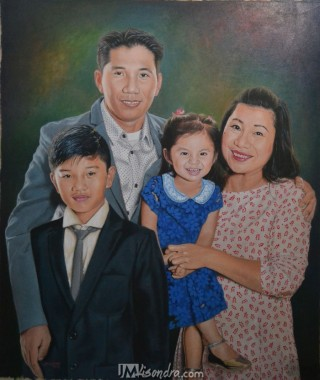 Villanueva Family Portrait