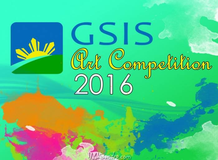 GSIS Art Competition 2016