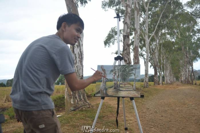 Outdoor Painting Sessions