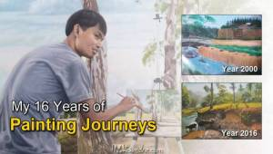 My 16 Years of Painting Journeys