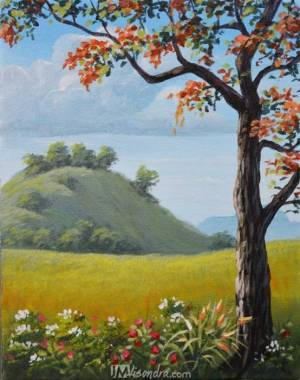 The Tree And The Mountain