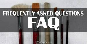 Frequently Asked Questions (FAQ) - Painting Related