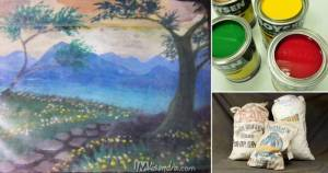 How I started my painting journey?